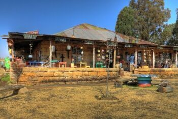 JenLee\'s Country Shop & Bistro, Fouriesburg, Free State