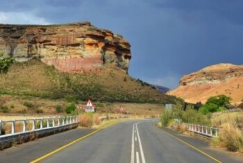 Golden Gate Highlands National Park, Clarens, Free State