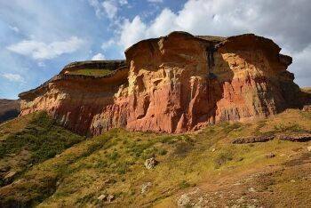 Golden Gate Highlands National Park, Clarens